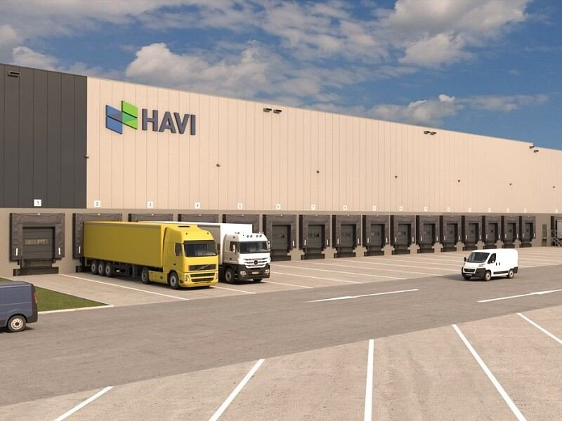 Food Logistics Hub for Highest Demands
